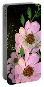 A Flower Fairy Portable Battery Charger