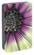 A Flower's Day Portable Battery Charger