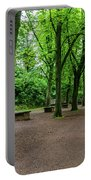 A Freiburg Germany Park Portable Battery Charger