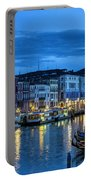 A Glowing Venice  Evening Portable Battery Charger