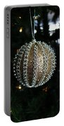 A Gold Orb-vertical Portable Battery Charger
