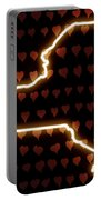 A Heart In New York Portable Battery Charger