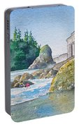 A Kingdom By The Sea Portable Battery Charger