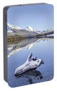 A Kiss Of Winter Portable Battery Charger