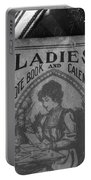 A Ladies Memories Portable Battery Charger