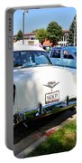 A Line Of Classic Antique Cars 3 Portable Battery Charger