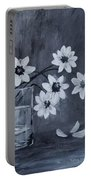 A Lovely Bouquet Of Daisies Portable Battery Charger