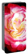 A Magnificent Rose Portable Battery Charger