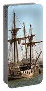 A Maritime Museum Of San Diego San Salvador Shot Portable Battery Charger