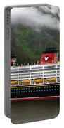 A Mickey Mouse Cruise Ship Portable Battery Charger