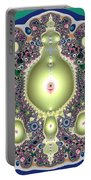 A Mothers Womb Gods Garden Of Life Portable Battery Charger