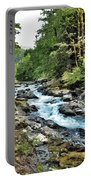 A Mountain River 2 Portable Battery Charger