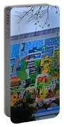 A Mural On The San Antonio Riverwalk Portable Battery Charger