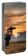 A New Day The Iron Horse Portable Battery Charger