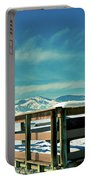 A Peaceful Pier Portable Battery Charger