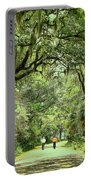 A Peaceful Walk Portable Battery Charger