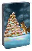 A Perfect Christmas Tree Portable Battery Charger