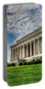 A Perfect Day In Washington Portable Battery Charger