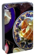 A Provence Luncheon Portable Battery Charger