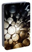 A Question Of Perspective On Sibelius Monument Portable Battery Charger