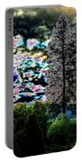 A Razzle Dazzle Sky Portable Battery Charger