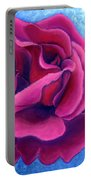 A Rose Is A Rose.. Portable Battery Charger