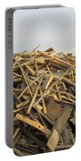 A Rubbish Pile Portable Battery Charger