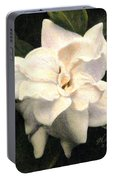 A Scent Of Gardenia Portable Battery Charger