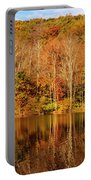 A Season Of Reflection Portable Battery Charger
