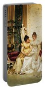 A Shared Confidence Portable Battery Charger by Joseph Frederick Charles Soulacroix