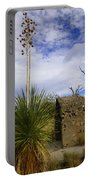 A Shrine In The Desert Portable Battery Charger