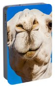 A Smiling Camel Portable Battery Charger