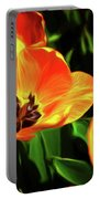 A Splash Of Color Portable Battery Charger