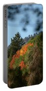 A Spot Of Fall Portable Battery Charger