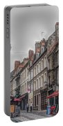 A Street In Boulogne Portable Battery Charger