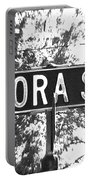 Do - A Street Sign Named Dora Portable Battery Charger