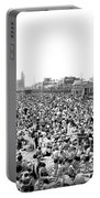 A Summer Day At Coney Island Portable Battery Charger