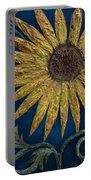 A Sunflower Portable Battery Charger