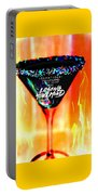 A Toast To The Heart And Mind Portable Battery Charger