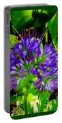 A Touch Of Violet Portable Battery Charger