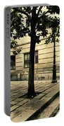 A Tree Grows In Barcelona Portable Battery Charger