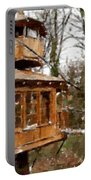 A Treehouse For All Seasons Portable Battery Charger
