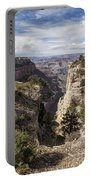 A Vertical View - Grand Canyon Portable Battery Charger