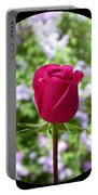 A Very Special Rose Portable Battery Charger