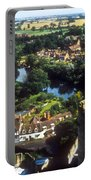 A View From Blarney Castle In Ireland Portable Battery Charger