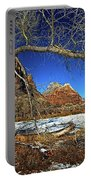 A View In Zion Portable Battery Charger