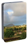 A View Of Prince Kuhio Park Portable Battery Charger