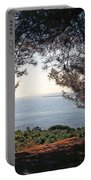 A View To The Sea Portable Battery Charger