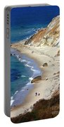 A Walk Along Aquinnah Beach Portable Battery Charger