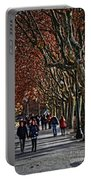A Walk In The Park - Valencia Portable Battery Charger